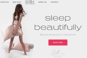 "New Unique Project launches today. ""Silk by Sophie Mohr"" from Santorini, Greece!"